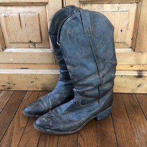 Durango Women's Leather Cowgirl Boots